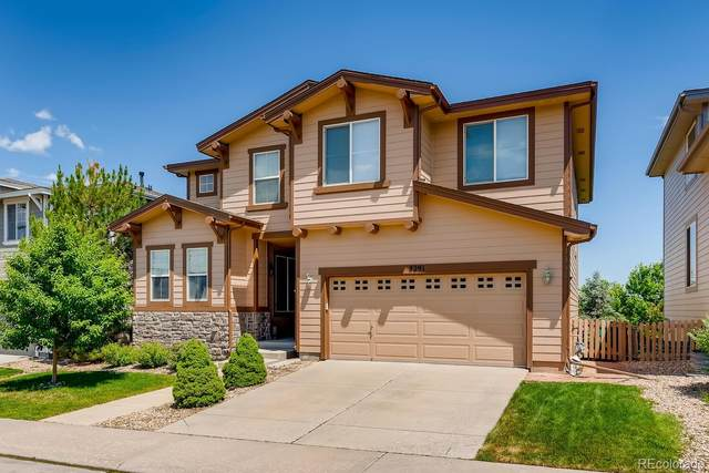 5291 Windflower Lane, Highlands Ranch, CO 80130 (MLS #1952447) :: The Sam Biller Home Team