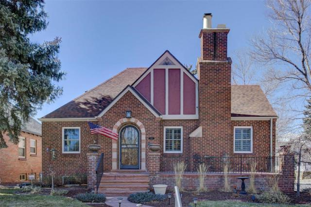 1191 Hudson Street, Denver, CO 80220 (#1952573) :: Bring Home Denver