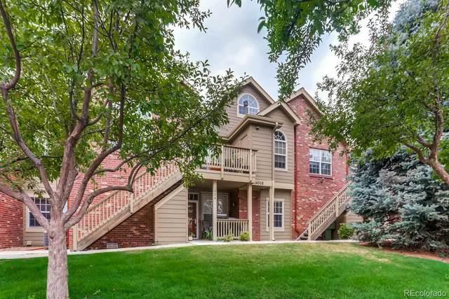 14308 E Whitaker Place #115, Aurora, CO 80015 (MLS #1952640) :: 8z Real Estate