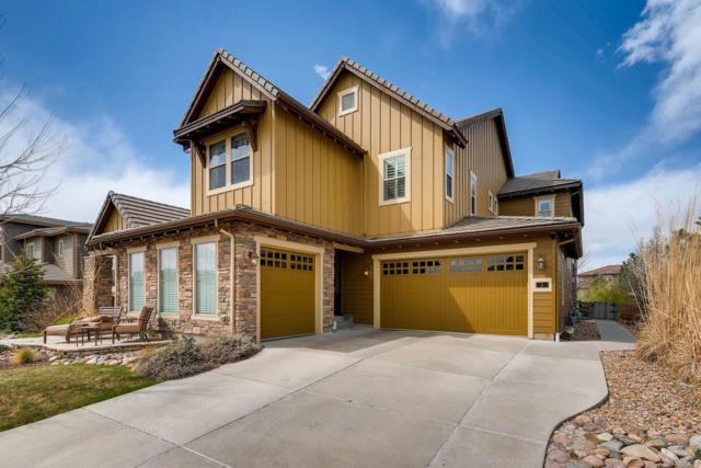1 Flowerburst Drive, Highlands Ranch, CO 80126 (#1953362) :: RE/MAX Professionals