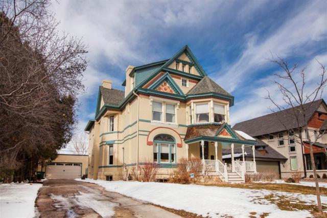 851 N Leyden Street, Denver, CO 80220 (#1953579) :: The HomeSmiths Team - Keller Williams