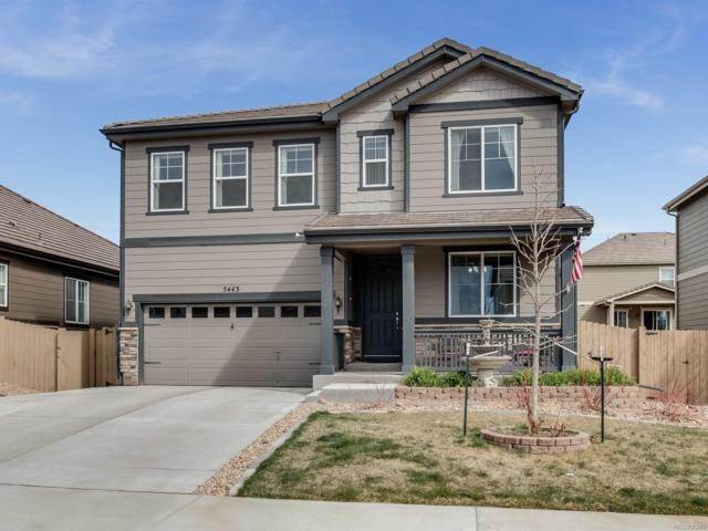 5443 E 125th Drive, Thornton, CO 80241 (#1953829) :: The Peak Properties Group