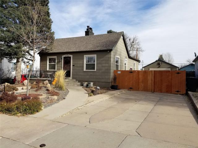 3760 S Sherman Street, Englewood, CO 80113 (#1953957) :: The Griffith Home Team