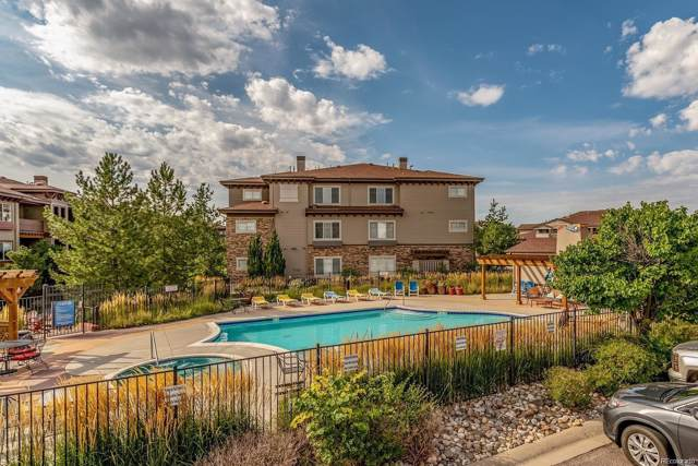 16687 Las Ramblas Lane H, Parker, CO 80134 (#1954379) :: RazrGroup