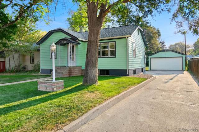 505 21st Avenue, Greeley, CO 80631 (#1955107) :: Wisdom Real Estate