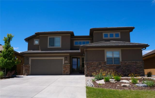7187 Galaxy Circle, Castle Rock, CO 80108 (#1955192) :: The Peak Properties Group
