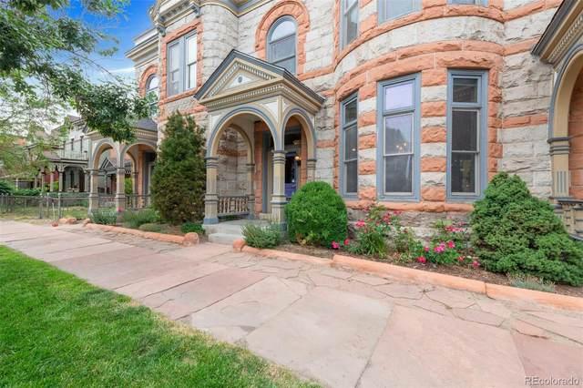 2359 Stout Street, Denver, CO 80205 (#1955287) :: The HomeSmiths Team - Keller Williams