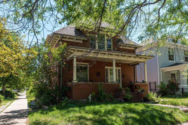 876 N Downing Street, Denver, CO 80218 (#1955396) :: The Galo Garrido Group