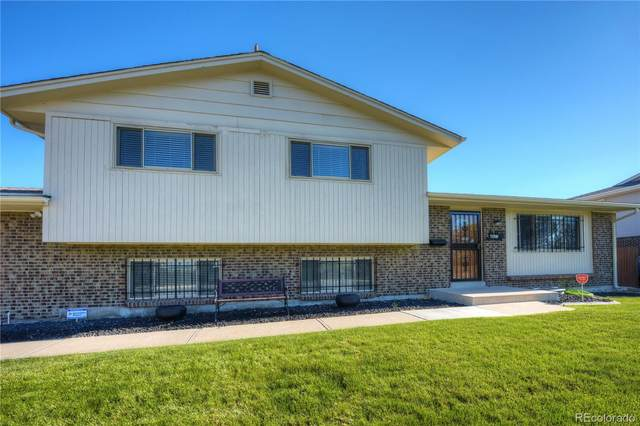 4021 W 89th Pl, Westminster, CO 80031 (MLS #1955473) :: Kittle Real Estate