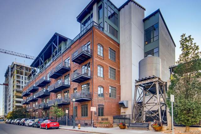 2960 Inca Street #405, Denver, CO 80202 (#1955754) :: Realty ONE Group Five Star