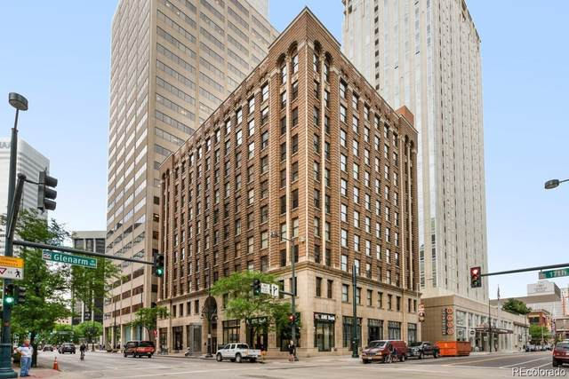 444 17 Street #809, Denver, CO 80202 (MLS #1955886) :: 8z Real Estate
