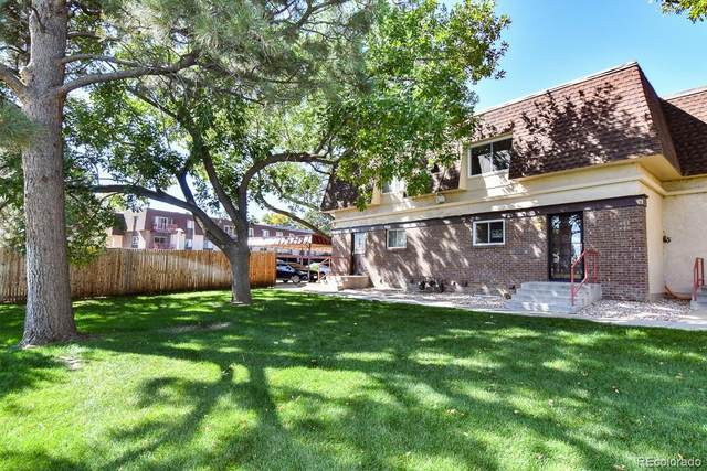 7755 E Quincy Avenue T79, Denver, CO 80237 (MLS #1955990) :: Kittle Real Estate