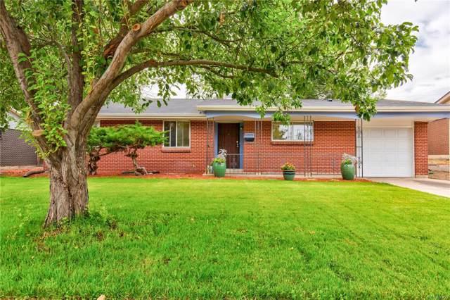 12052 E Arizona Drive, Aurora, CO 80012 (MLS #1955993) :: 8z Real Estate