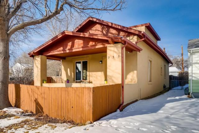 955 King Street, Denver, CO 80204 (MLS #1956146) :: 8z Real Estate