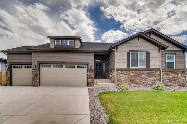 15924 E 112th Way, Commerce City, CO 80022 (#1956222) :: The DeGrood Team