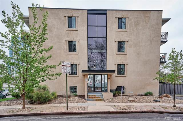 100 S Clarkson Street #203, Denver, CO 80209 (#1956424) :: Colorado Home Finder Realty