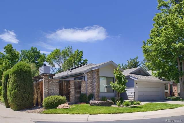 3333 E Florida Avenue #133, Denver, CO 80210 (#1956486) :: Re/Max Structure