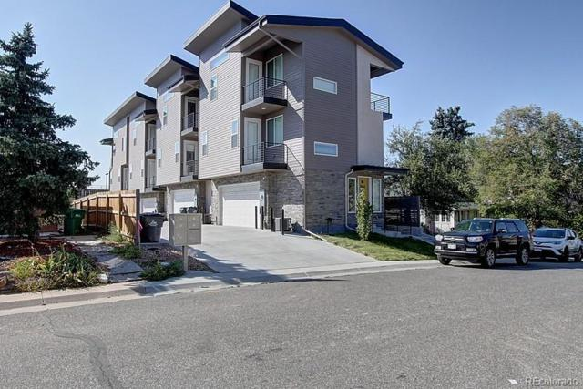 3553 S Emerson Street #3, Englewood, CO 80113 (#1957470) :: My Home Team