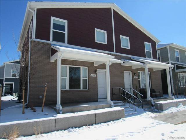 4302 N Columbine Street, Denver, CO 80216 (MLS #1957607) :: Wheelhouse Realty