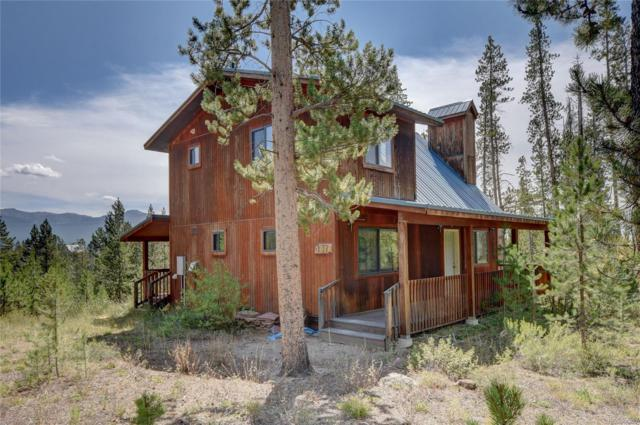 1676 County Road 4, Granby, CO 80446 (#1957937) :: Bring Home Denver
