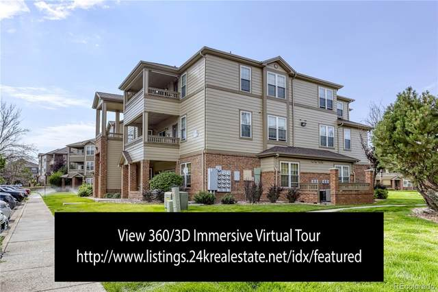 12816 Ironstone Way #301, Parker, CO 80134 (#1958018) :: The DeGrood Team