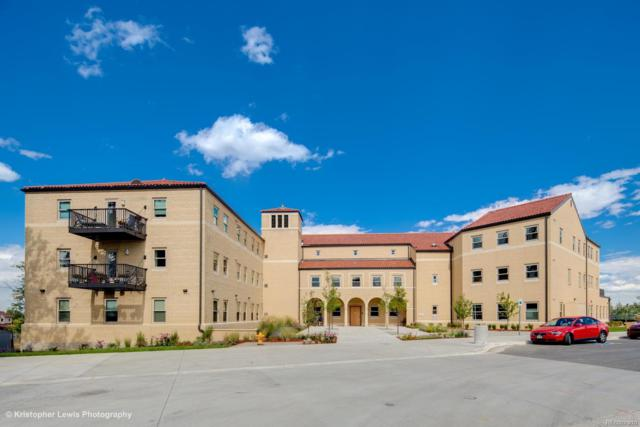 2835 W Parkside Place #309, Denver, CO 80221 (#1958279) :: The Heyl Group at Keller Williams