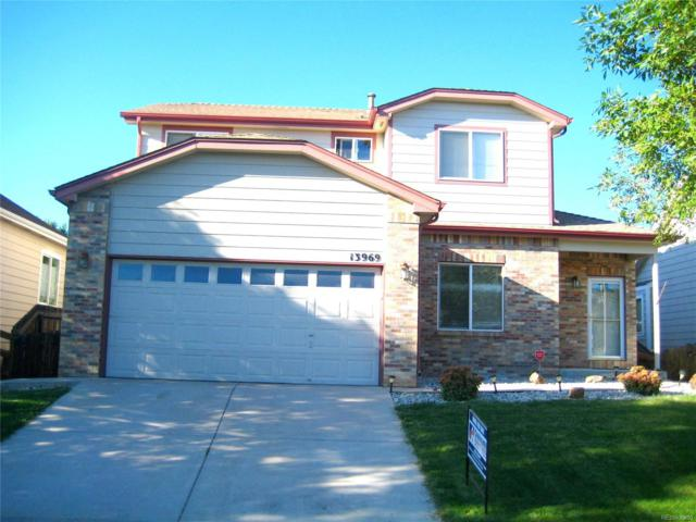 13969 E 106th Avenue, Commerce City, CO 80022 (MLS #1958334) :: 8z Real Estate