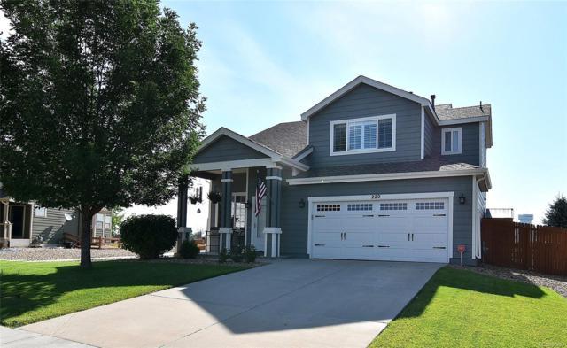220 Garfield Street, Dacono, CO 80514 (MLS #1958432) :: 8z Real Estate