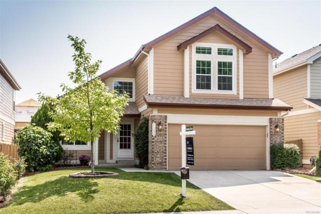 11334 Haswell Drive, Parker, CO 80134 (#1958536) :: The Griffith Home Team