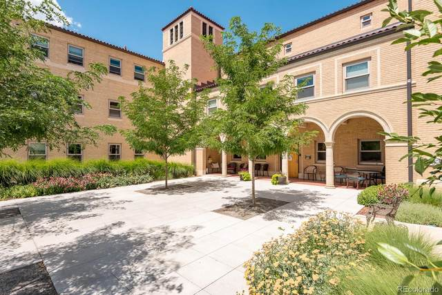2835 W Parkside Place #8, Denver, CO 80221 (MLS #1958772) :: 8z Real Estate