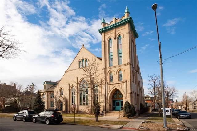 2283 Ogden Street D, Denver, CO 80205 (MLS #1958972) :: 8z Real Estate