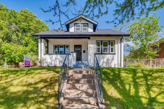 2000 S Ogden Street, Denver, CO 80210 (#1959010) :: Wisdom Real Estate