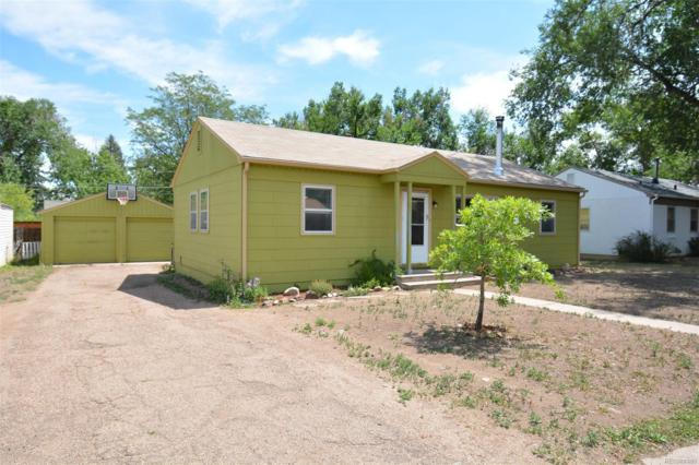 2022 S Corona Avenue, Colorado Springs, CO 80905 (#1959115) :: Bring Home Denver