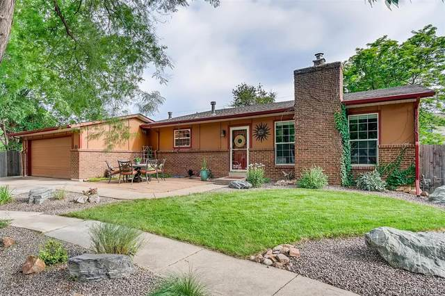 11146 W 68th Place, Arvada, CO 80004 (#1959254) :: The DeGrood Team