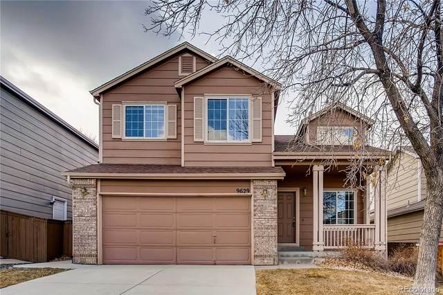 9629 Cove Creek Drive, Highlands Ranch, CO 80129 (#1959601) :: The Griffith Home Team