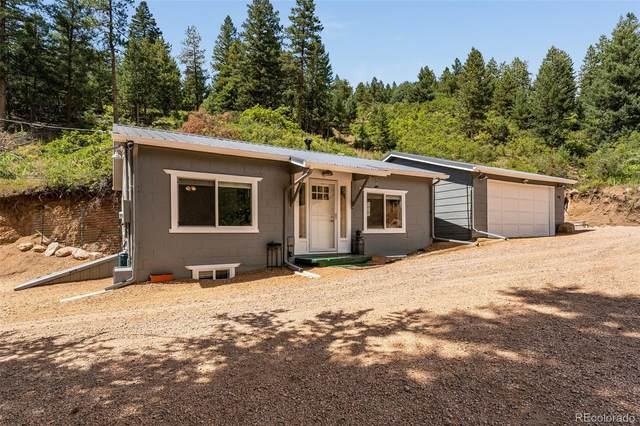 1687 Hidden Valley Road, Sedalia, CO 80135 (#1959722) :: The Artisan Group at Keller Williams Premier Realty
