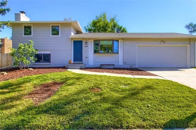 3098 S Dayton Court, Denver, CO 80231 (MLS #1959735) :: 8z Real Estate