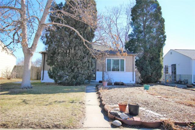 978 Zenobia Street, Denver, CO 80204 (MLS #1959738) :: 8z Real Estate