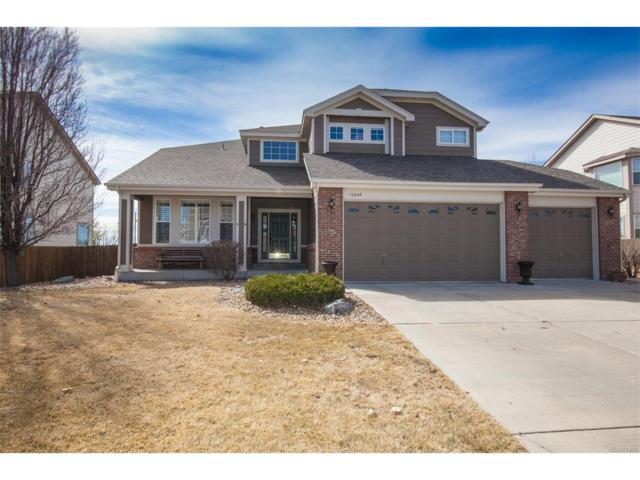 17648 E Coltsfoot Court, Parker, CO 80134 (MLS #1959891) :: 8z Real Estate
