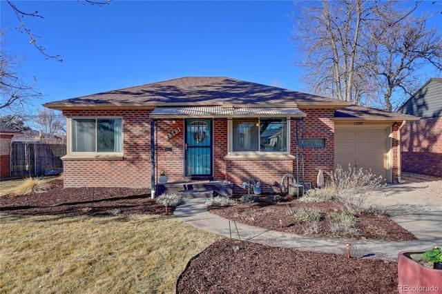 2345 Oneida Street, Denver, CO 80207 (#1960360) :: The HomeSmiths Team - Keller Williams