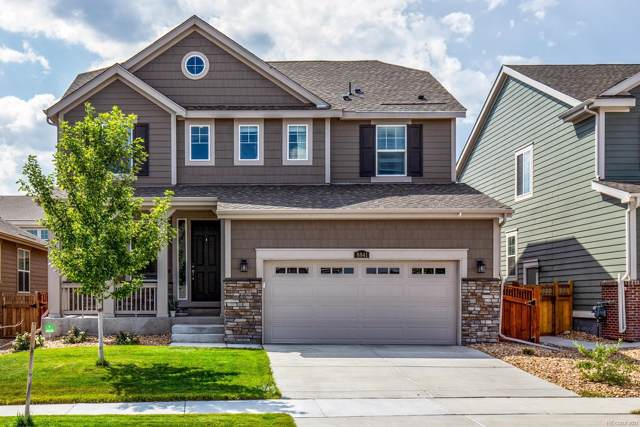8841 Concolor Lane, Parker, CO 80134 (#1960394) :: The DeGrood Team