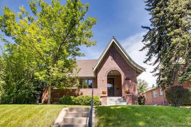 1278 Dexter Street, Denver, CO 80220 (MLS #1960413) :: Neuhaus Real Estate, Inc.