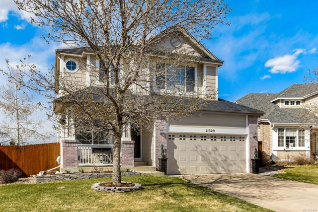 21329 White Pine Court, Parker, CO 80138 (#1960531) :: The Pete Cook Home Group