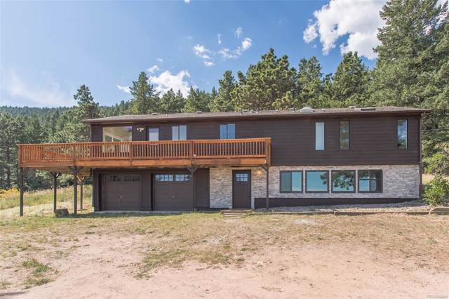 500 Chute Road, Golden, CO 80403 (MLS #1960574) :: 8z Real Estate