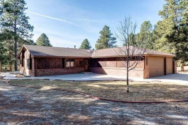 35720 Whispering Pine, Elizabeth, CO 80107 (#1960715) :: The Peak Properties Group