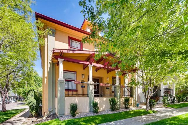 1592 N Franklin Street, Denver, CO 80218 (#1960721) :: Mile High Luxury Real Estate