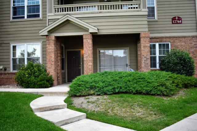 12764 Ironstone Way #102, Parker, CO 80134 (#1961031) :: The Galo Garrido Group