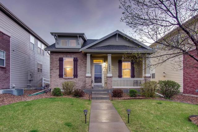 1333 S Duquesne Court, Aurora, CO 80018 (#1961288) :: The Pete Cook Home Group
