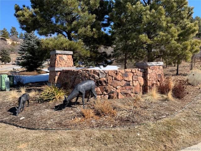 2241 Saddleback Drive, Castle Rock, CO 80104 (#1961734) :: The Gilbert Group