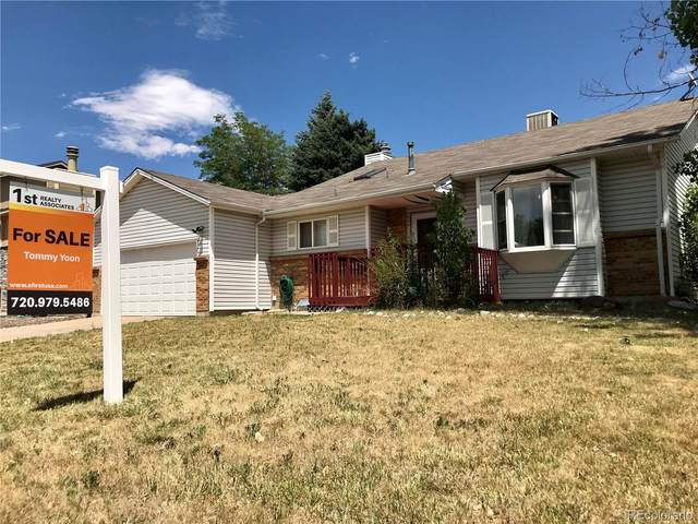 962 S Nome Street, Aurora, CO 80012 (#1961897) :: Re/Max Structure
